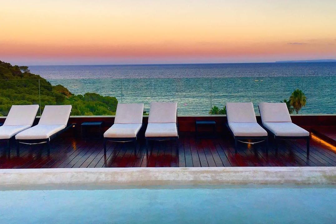Aguas de Ibiza luxury spa hotel