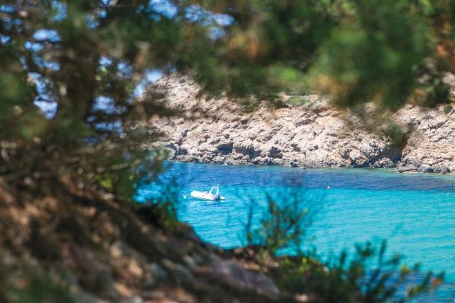 Ibiza Benirras beach