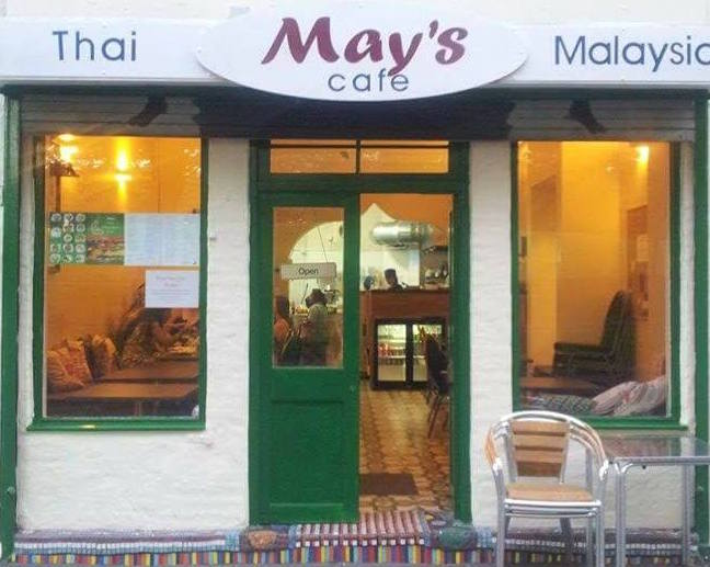 May's Thai Malaysian Cafe Leeds