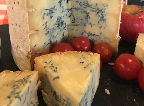 Swaledale Blue Homage 2 Fromage