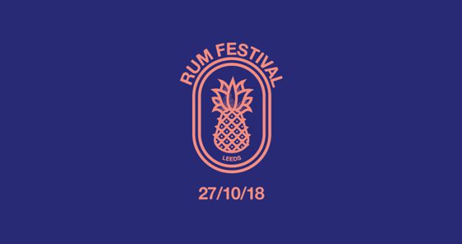 Leeds Rum Festival 2018 logo