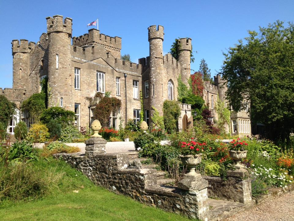 Augill Castle Cumbria luxury hotel B&B